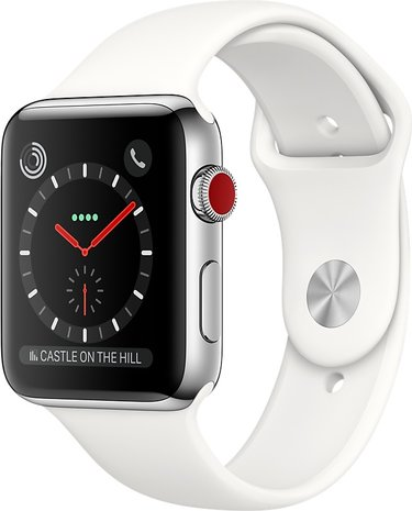 Apple Watch Edition Series 3 42mm TD-LTE NA A1861  (Apple Watch 3,2)