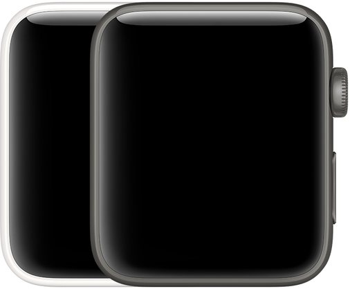 Apple Watch Edition Series 3 38mm TD-LTE NA A1860  (Apple Watch 3,1)