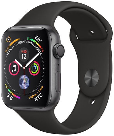 Apple Watch Series 4 40mm TD-LTE NA A1975  (Apple Watch 4,3)