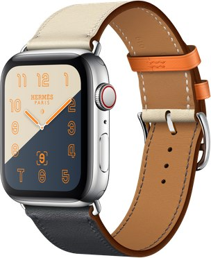 Apple Watch Series 4 Hermes 44mm TD-LTE NA A1976  (Apple Watch 4,4)