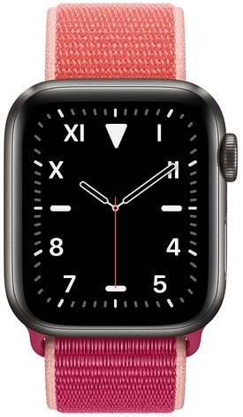 Apple Watch Edition Series 5 40mm TD-LTE NA A2094  (Apple Watch 5,3)