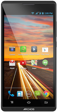 Archos Elements 50b Oxygen 8GB