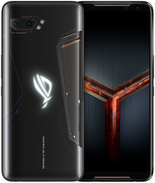 Asus ROG Phone II Strix Edition Global Dual SIM TD-LTE 128GB ZS660KL  (Asus I001D)