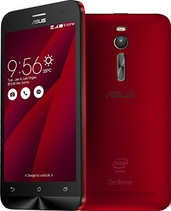 Asus ZenFone 2 Dual SIM Global LTE ZE550ML