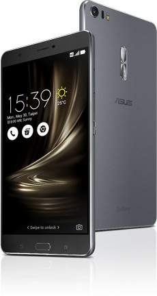 Asus ZenFone 3 Ultra Dual SIM TD-LTE WW TW JP IN 32GB  (Asus Mercury) Detailed Tech Specs