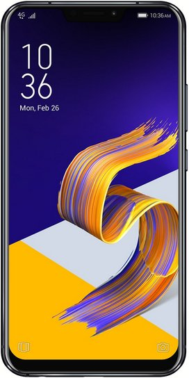 Asus ZenFone 5Z 2018 Dual SIM TD-LTE CN Version C ZS620KL 64GB Detailed Tech Specs