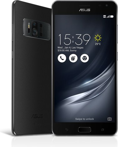 Asus ZenFone AR Dual SIM Global TD-LTE 256GB ZS571KL Detailed Tech Specs