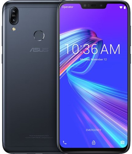 Asus ZenFone Max M2 Dual SIM TD-LTE IN 64GB ZB632KL Detailed Tech Specs