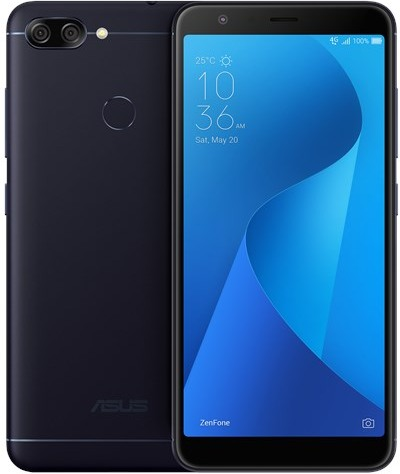 Asus ZenFone Max Plus Dual SIM TD-LTE AM Version C  (Asus M1)