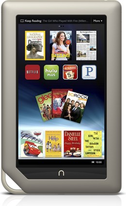barnesandnoble nook tablet