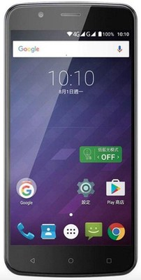 BenQ T55 4G LTE Dual SIM 8GB Detailed Tech Specs