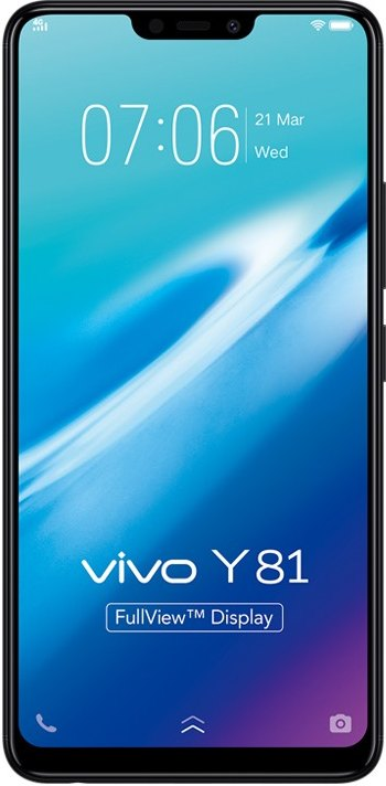 BBK Vivo V9 Dual SIM TD-LTE PH 1723 | Device Specs | PhoneDB