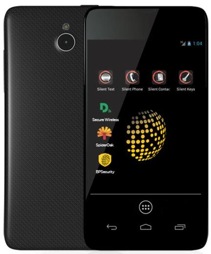 Silent Circle Blackphone BP1 LTE