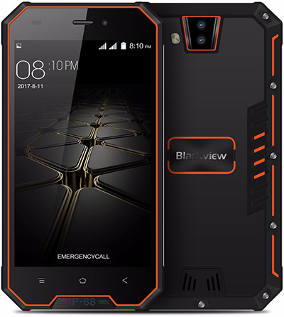 Blackview BV4000 3G Dual Sim