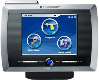 Blaupunkt TravelPilot Lucca MP3 Edition