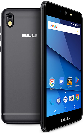 Blu Grand M2 Dual SIM LTE G190EQ / G190Q Detailed Tech Specs