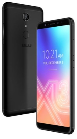 Blu V0210WW Vivo XL 3 Plus Dual SIM LTE