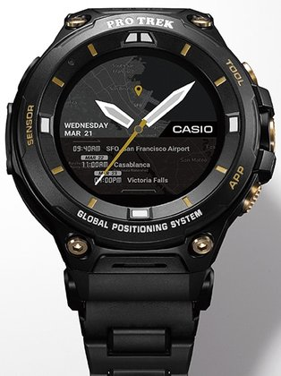 Casio WSD-F20SC Pro Trek Smart Watch Limited Edition