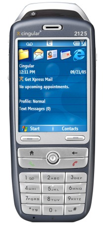 Cingular 2125 / 2100  (HTC Faraday)