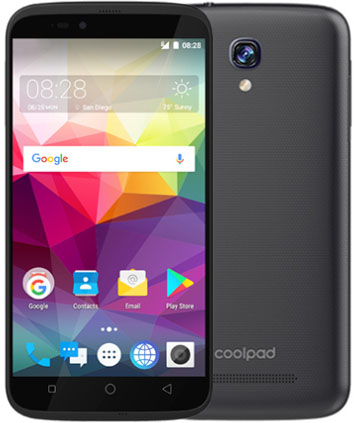 Coolpad Splatter 4G LTE US  (Coolpad CP3636A)