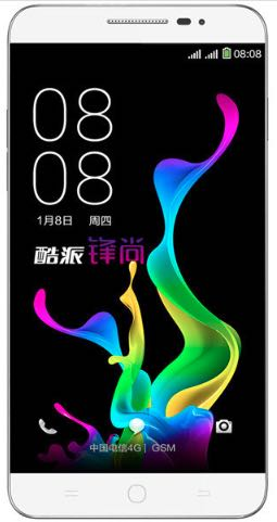 Coolpad Y80D TD-LTE