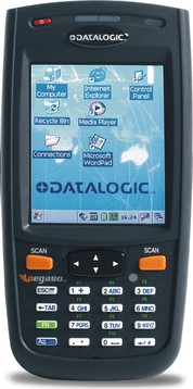 Datalogic Mobile Pegaso Windows CE