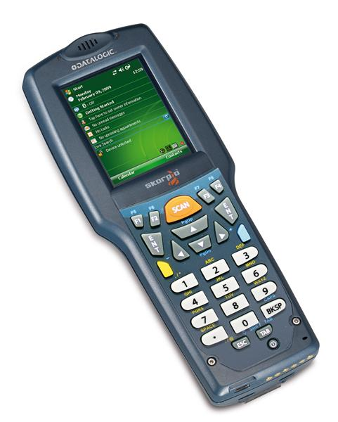 Datalogic Mobile Scorpio
