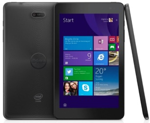 Dell Venue 8 Pro FHD 5000 Series 4G LTE RoW 32GB 5855