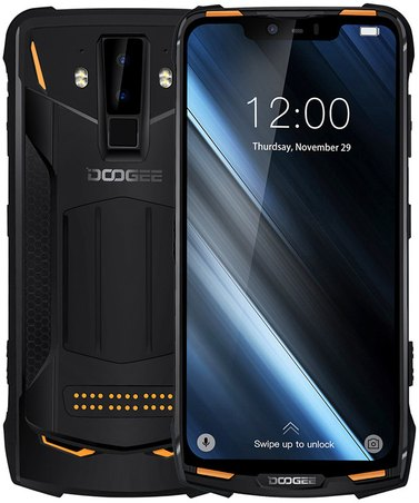 Doogee S90 Global Dual SIM TD-LTE Detailed Tech Specs