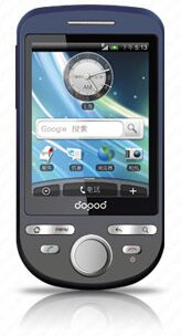 Dopod A3288  (HTC Click 100) Detailed Tech Specs