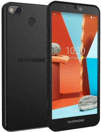 Fairphone 3+ Dual SIM LTE
