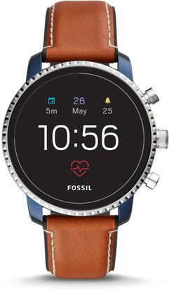 Fossil Q Explorist HR Gen 4 Smartwatch FTW4011P / FTW4012P Detailed Tech Specs