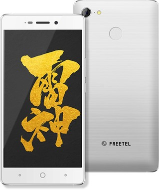 Freetel Raijin Dual SIM LTE FTJ162E / Arsenal Power One