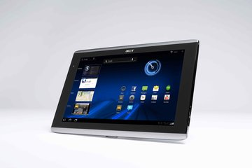 ACER ICONIA TAB A500 FRONT ANGLE SCREEN