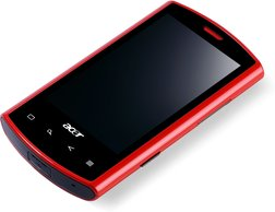 ACER LIQUID E FERRARI EDITION LEFT LANDSCAPE