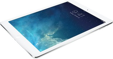 APPLE IPAD AIR BOTTOM ANGLE