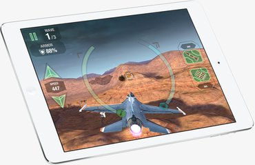 APPLE IPAD AIR PERFORMANCE
