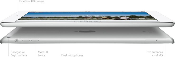 APPLE IPAD AIR POWER TECHNOLOGY