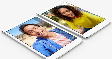APPLE IPAD MINI 2 FACETIME HERO