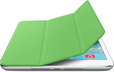 APPLE IPAD MINI 2 SMART GALLERY WHITE COVER GREEN