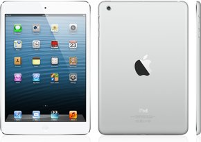 APPLE IPAD MINI WHITE VIEWS