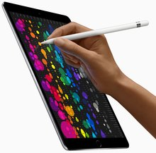 APPLE IPAD PRO 2017 DRAW COLORS