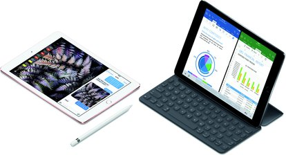 APPLE IPAD PRO 97 APPLEPENCIL SMARTKEYBOARD SPLITVIEW PR PRINT