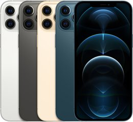 apple iphone 12 pro max colors