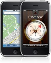 APPLE IPHONE 3G S COMPASS