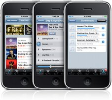 APPLE IPHONE 3G S ITUNES