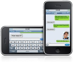 APPLE IPHONE 3G S MSG