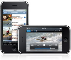 APPLE IPHONE 3G S YOUTUBE