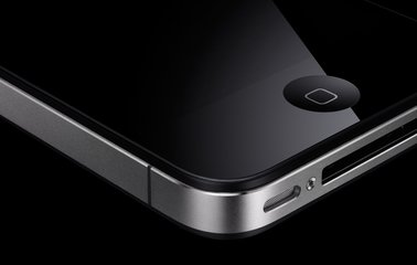 APPLE IPHONE 4 FRONT ANGLE