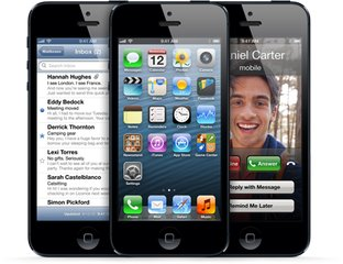 APPLE IPHONE 5 BUILTINAPPS IMAGE